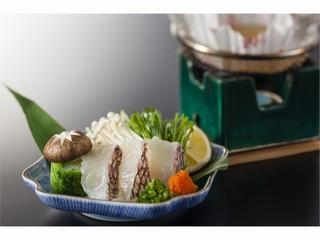 【グランドホテル 西館】 鯛会席プラン(夕食:会席料理、朝食:バイキング)