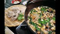 【春夏旅セール】【とうじそば付】奈川名物、澄んだ水で作られたお蕎麦を郷土料理で味わう(夕朝食付)