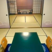 【樫の間】16畳+広縁・広々二間特別室