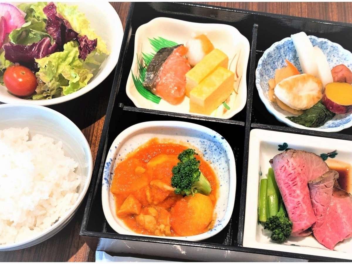 【朝食付】12時C/O・レイトチェックアウトプラン