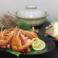 冬の味覚を堪能!【かにすき鍋付き】で大満足★冬のぽっかぽかプラン