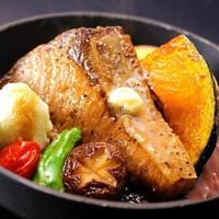 脂た〜っぷり旨み凝縮★ 旬の「鰤ステーキ」でおしゃれ冬ごはんプラン