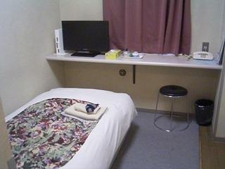 シングル 洋室