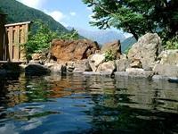 【秋得温泉】上高地への玄関口、大自然の一軒宿  中の湯温泉通常プラン(NEW)