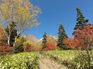 日本百名山の一つ「焼岳」へ登ろうプラン♪〜焼岳登山には中の湯登山口からが便利です♪