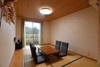 【和室】『完全禁煙』富士山眺望&バルコニー付無料Wi-Fi