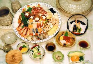 五條ばあく肉使用☆ほっこり☆豚しゃぶ鍋会席プラン☆ビール一本サービス☆