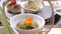 【1日限定5組様】ずわい蟹×海鮮会席プラン《2食付き》