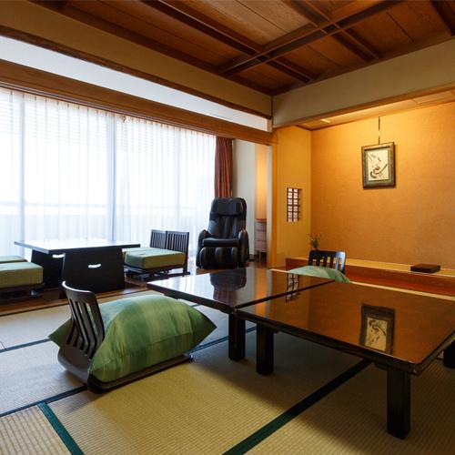 【客室で選ぶ】藤の棟 Aタイプ(和室、マッサージ機付)