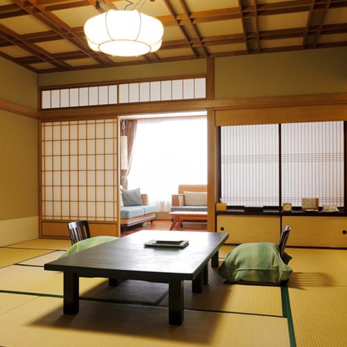【客室で選ぶ】「スタンダード客室」萩の棟(和室)
