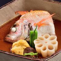 【味覚】北陸の高級魚「のどぐろ」を当座煮で<茶寮「烏月」>