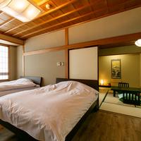 【萩の棟 Aタイプ】スタンダード和室 ツインベッド付