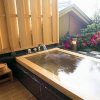 【客室で選ぶ】藤の棟 露天風呂付客室Bタイプ(和室)