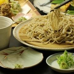 創作そば料理と手打ちそばを味わう奥飛騨蕎麦満喫プラン 【1泊2食付】