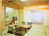 露天風呂付客室(8〜10畳&ウォッシュトイレ付)
