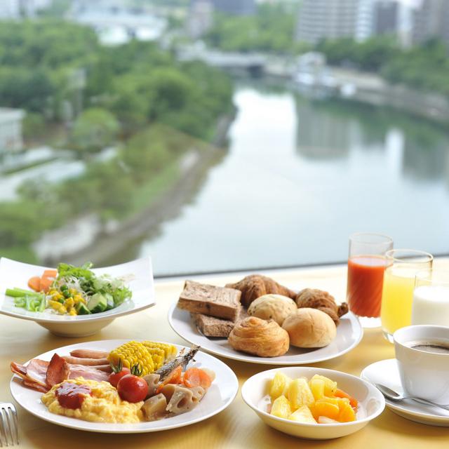 【楽天スーパーSALE】平和記念公園すぐ側【朝食バイキング付】