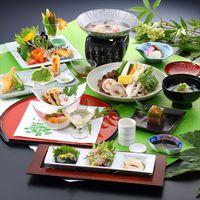 【旬の味覚を更に堪能!】料理長おすすめ!創作和食のグレードアッププラン☆