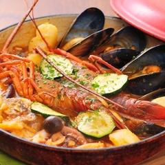 【伊勢海老料理付】 夕朝食付き☆鴨川の新鮮な魚介と伊勢海老を使った料理を存分に楽しむコース♪