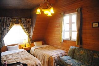 ツインルーム+ソファーベッド