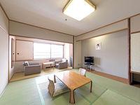 タワー館10畳和室【渓流が見えるお部屋】