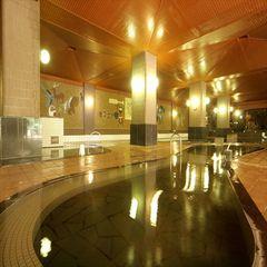 <眺望のコーナーDX>川側2面窓!45平米☆広々和洋室/夕食バイキング