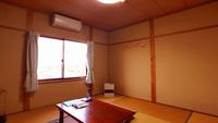 漁火に癒やされる和室【7.5〜8畳】