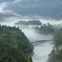 【フォト旅】只見線 第一橋梁撮影体験タクシー割引チケット付きプラン