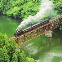 <只見線復興応援> 世界で最もロマンティックな鉄道とともに奥会津を楽しむ。