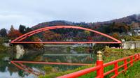 〜霧幻峡 奥会津伝統の味わい〜郷土料理と季節の風景を楽しむ。