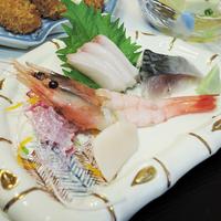 【2食付】お食事は通常よりも豪華に♪本ズワイガニやアワビをはじめ、海の幸をたっぷりと<たつみプラン>