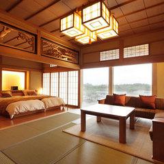 ●想い出時間【梅紅苑】4ベッド-ワンランク上の和モダンな客室