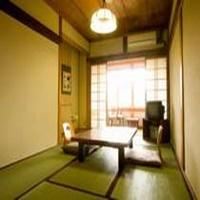 【木造タイプ】本館和室(6〜9畳) 【禁煙】