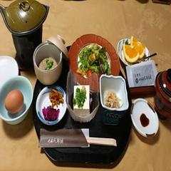 お得な朝食付きプラン