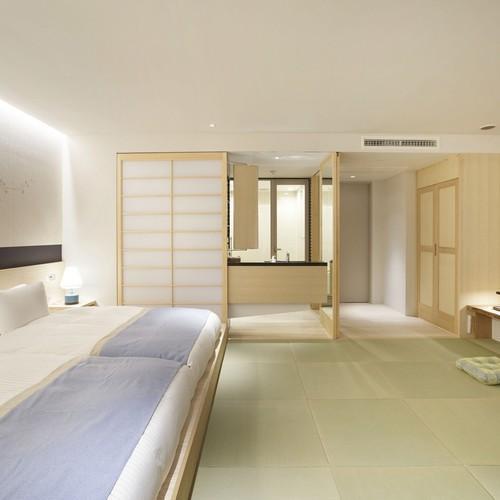 <個室食>源泉掛け流し内風呂付客室『-tonerico-』基本プラン【創作特選懐石】