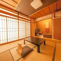 川側客室  -飛騨川を臨むスタンダート客室-