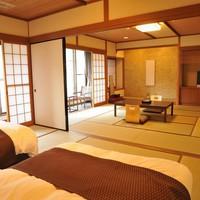 特別室    -飛騨川を臨む寛ぎ客室-