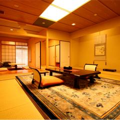 ●特別室【飛騨川に面した寛ぎの和室】