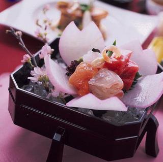【春得】春のお出かけプラン★桃源郷まつりで山梨を満喫♪ご夕食は美食和会席・人気の中国料理をお好みで♪