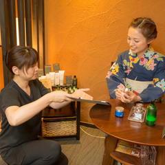 【癒し旅】旅のテーマは「癒し」。女性だけで愉しむ!アロマリラクゼーションプラン 旬魚食通女子旅