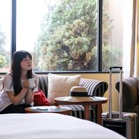 【プチカフェ/朝食付】◆ルームサービス◆早朝の出発でも安心♪4種から選ぶパン×コーヒーでホッと一息