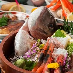 貸切露天が無料●お料理は人気の「鯛しゃぶ」温泉グルメをWで味わう至福の旅◆カップルご夫婦ファミリー