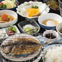 【朝食付】NEW☆これぞ=和倉☆大観荘のTHE朝食!ご飯に味噌汁・温玉に焼魚と海苔!