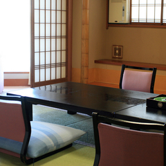 【3室限定ペットOK♪】ワンちゃんと一緒に和倉deお泊り♪お食事は別々だけど許してね★(お食事処)