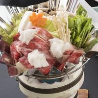 【冬グルメ】和牛雪中鍋付き!カニ4品☆創作料理蟹プラン