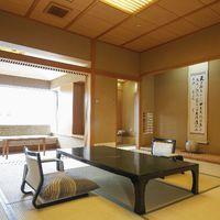 <禁煙>温泉付き最上階客室【和室12.5畳】