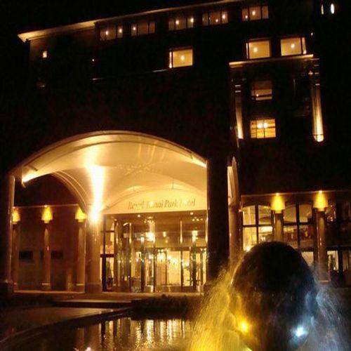 ロイヤル胎内パークホテル