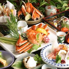 【蟹フルコース】鮮度抜群★カニ刺し付き!!全11品♪蟹を堪能したい方に!