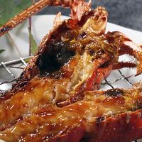 *●o。ポイント5倍 伊勢エビ&アワビの海鮮Wステーキ。o●*香ばしく焼いた海鮮がお好きな方に♪