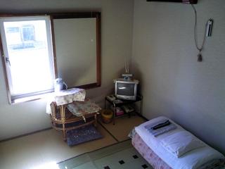 【禁煙】和室4.5畳(バス・トイレなし)