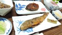 【鮎or岩魚付プラン】選べる追加料理付きで大満足♪秘境の露天風呂で自然を堪能/2食付